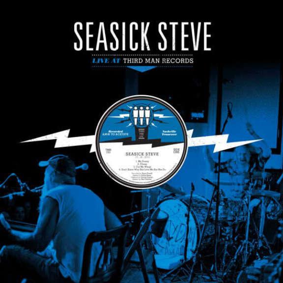 Seasick Steve Live at third man LP 2013