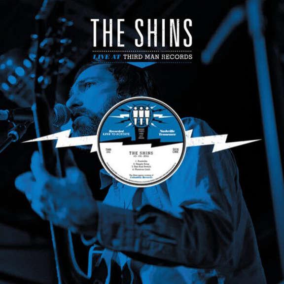 Shins Live at third man records LP 2013