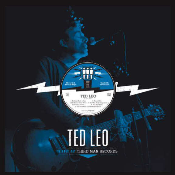 Ted Leo Live at Third Man Records LP 2010