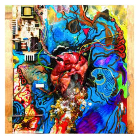 Timmy's Organism Heartless Heathen LP 2015