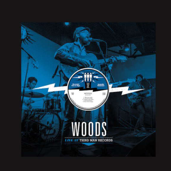 Woods Live at Third Man Records LP 2016