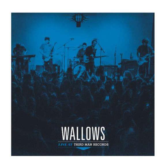 Wallows Live at Third Man Records LP 2016