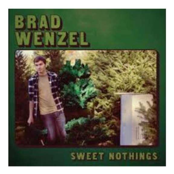 Brad Wenzel Sweet Nothings LP 2018