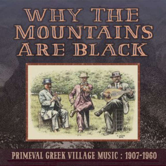 Various Why the Mountains Are Black LP 2016