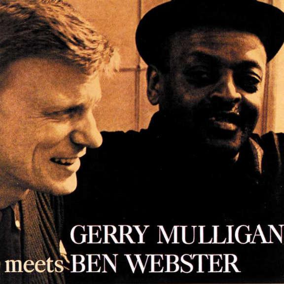 Gerry Mulligan Gerry Mulligan Meets Ben Webster LP 2019