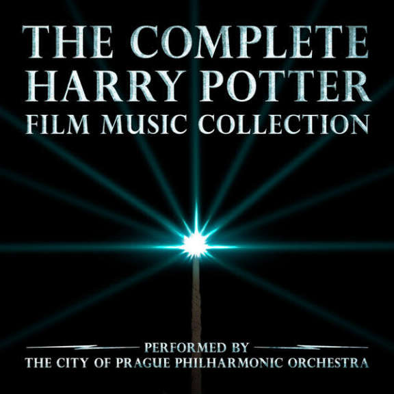 The City Of Prague Philharmonic Orchestra The Complete Harry Potter Film Music Collection LP 2019