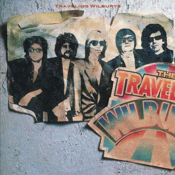 Traveling Wilburys Volume 1 LP 2016
