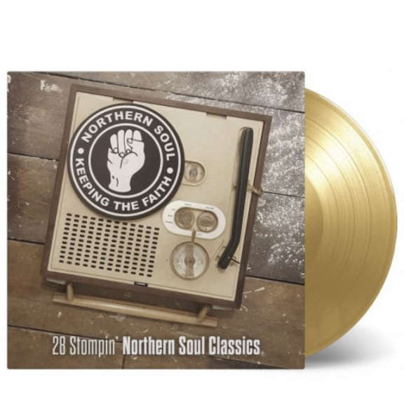 Various Keeping The Faith – 28 Stompin' Northern Soul Classics LP 2019
