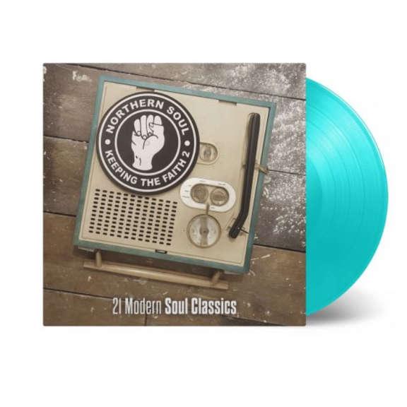 Various Keeping the Faith 2 – 21 Modern Soul Classics LP 2019