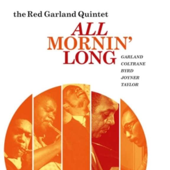Red Garland Quintet All Mornin' Long LP 2019