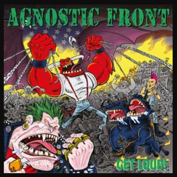 Agnostic Front Get Loud! LP 2019