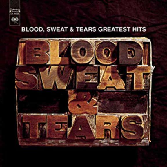 Blood, Sweat & Tears Greatest Hits LP 2019