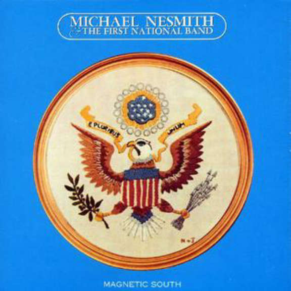 Michael Nesmith Magnetic South (Coloured) LP 2019