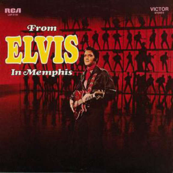 Elvis Presley From Elvis in Memphis (Coloured) LP 2019