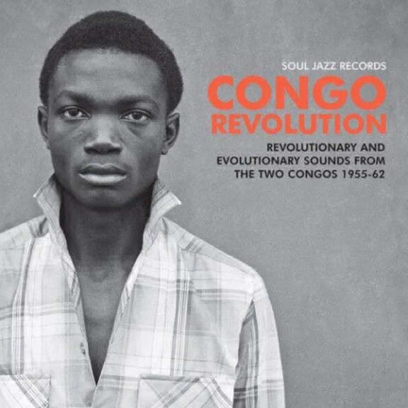 Various Congo Revolution LP 2019