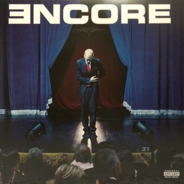EMINEM  ENCORE 2LP LP undefined