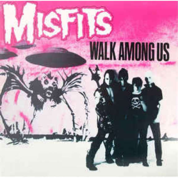 Misfits Walk Among Us LP 2019