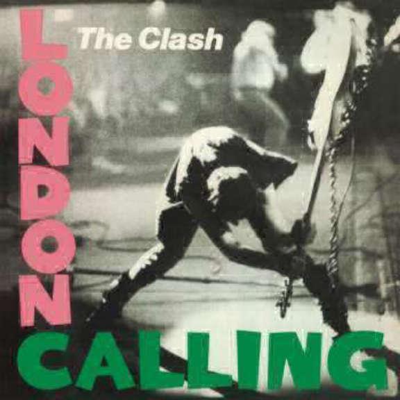 Clash London Calling 40th anniversary Oheistarvikkeet 2019