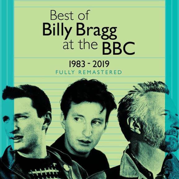 Billy Bragg Best of Billy Bragg at the BBC 1983 - 2019  LP 2019