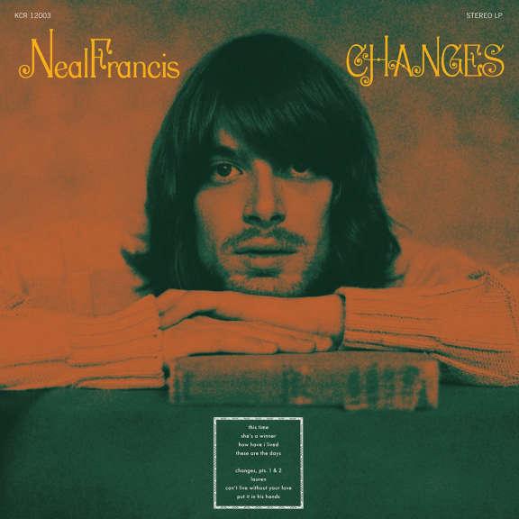 Neal Francis Changes Oheistarvikkeet 2019