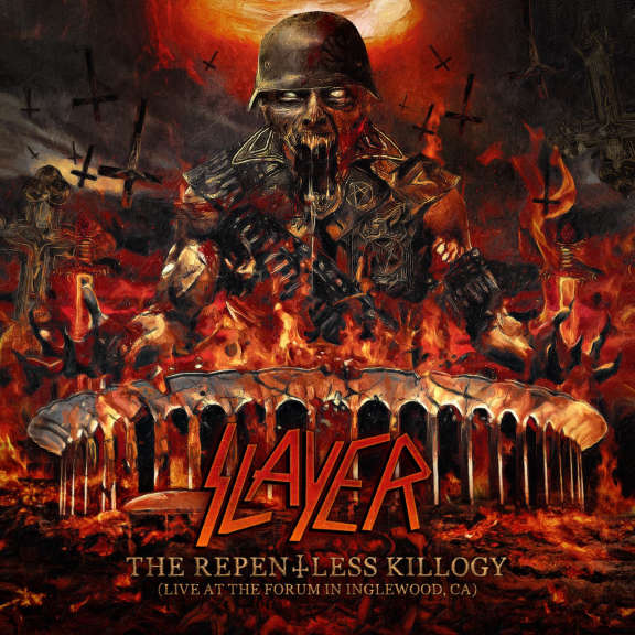 Slayer The Repentless Killogy (live at the Forum in Inglewood CA) LP 2019