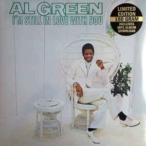 AL GREEN I'm Still In Love With You 180G LP undefined