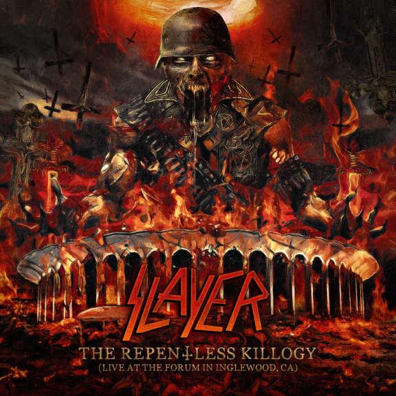 Slayer The Repentless Killogy LP 2019