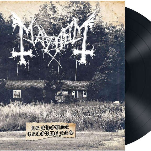 Mayhem Henhouse recordings LP 2019