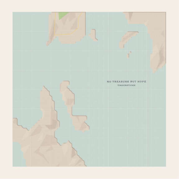 Tindersticks No Treasure But Hope (Crystal Clear) LP 2019