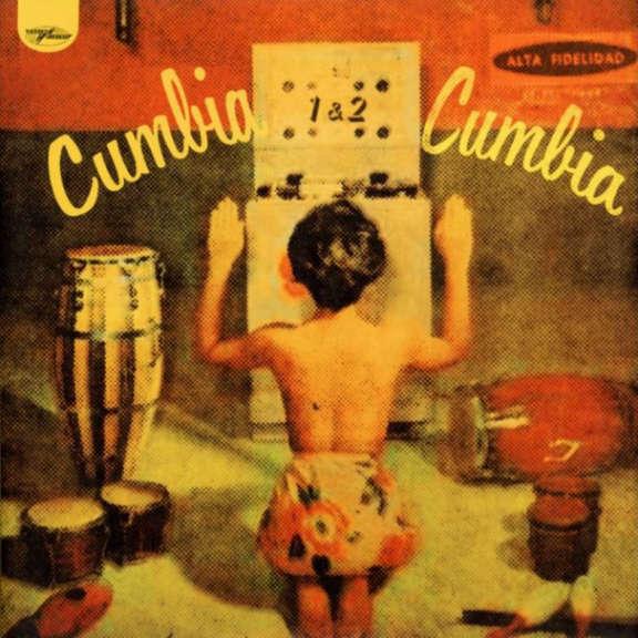 Various Cumbia Cumbia 1 & 2 LP 2012