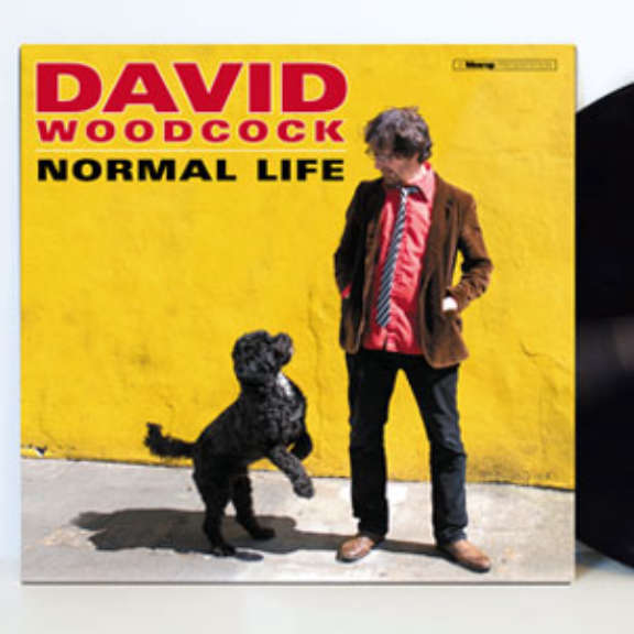 David Woodcock Normal Life LP 2019