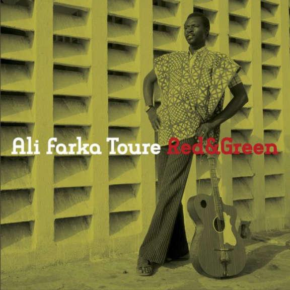 Ali Farka Toure Red & Green Oheistarvikkeet 2004
