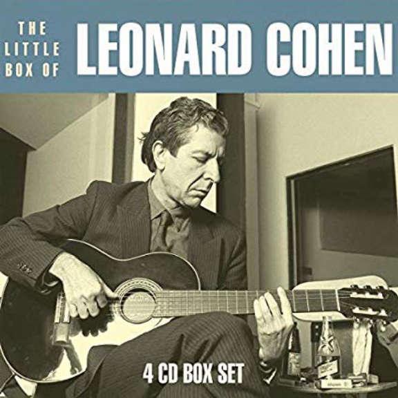 Leonard Cohen The Little Box Of Leonard Cohen Oheistarvikkeet 2019