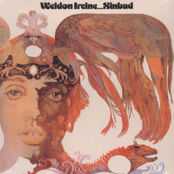 Weldon Irvine Sinbad LP 2019