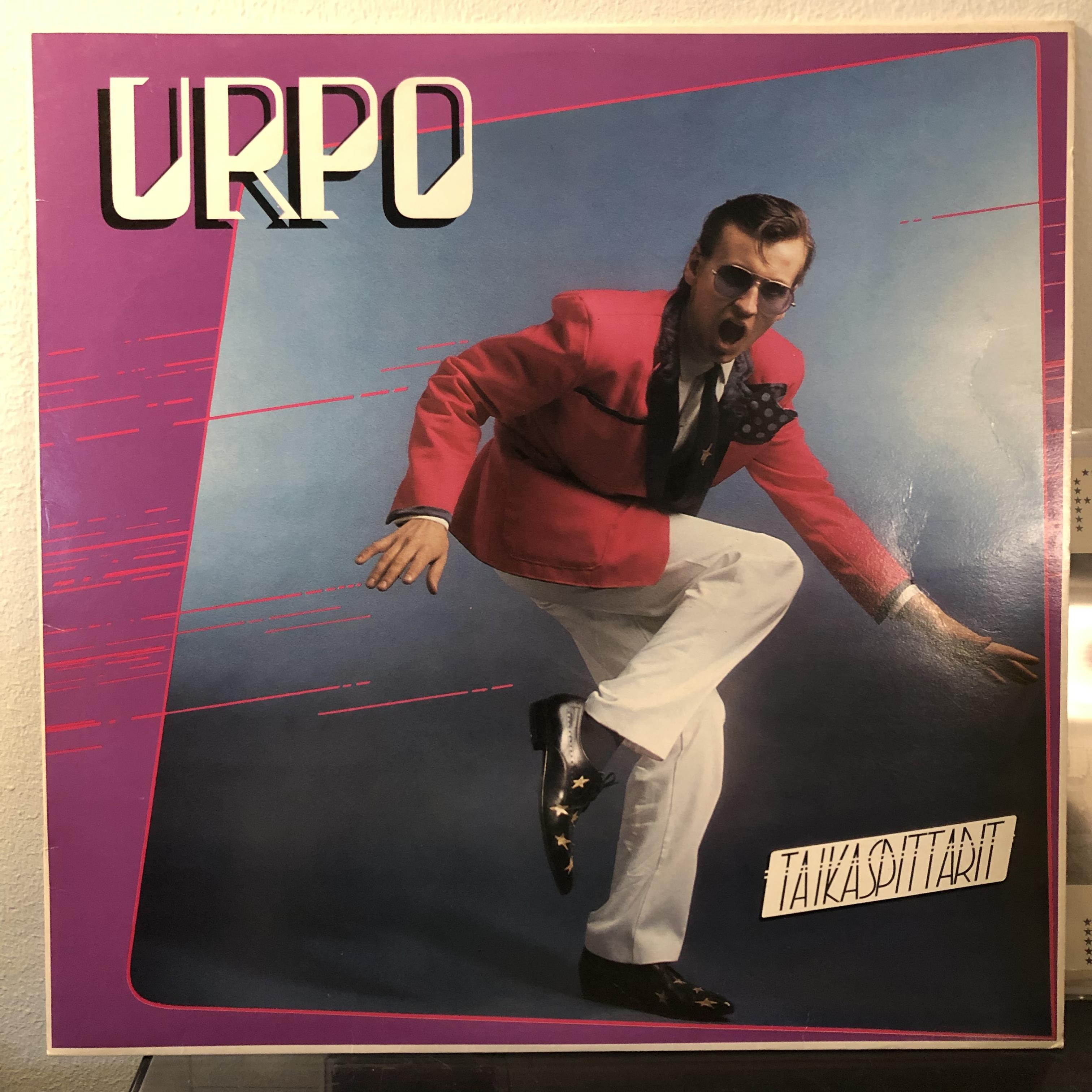 Urpo Taikaspittarit LP undefined