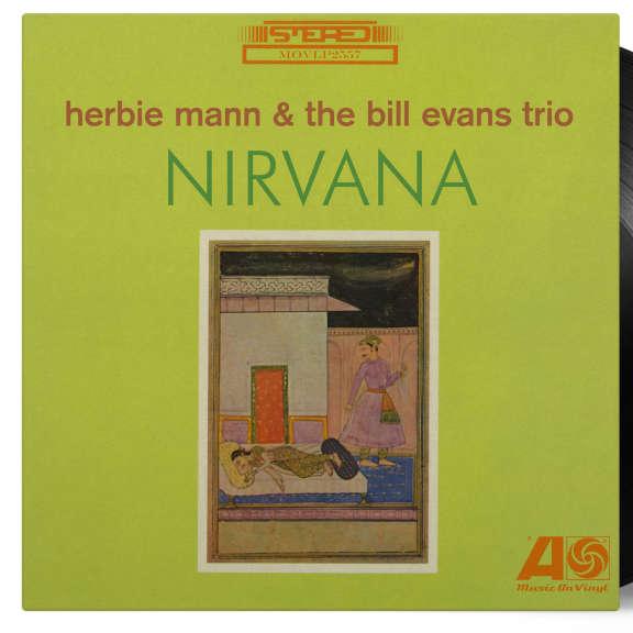 Herbie Mann & The Bill Evans Trio Nirvana LP 2019