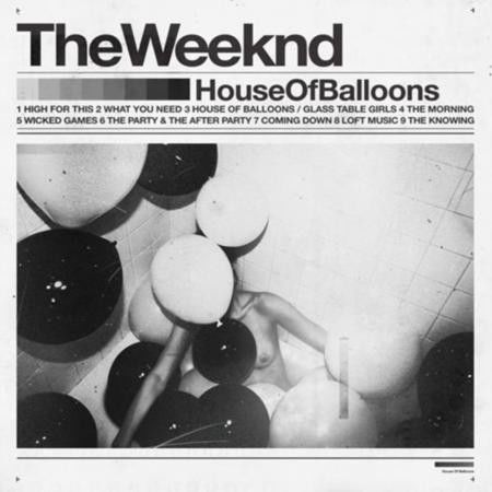 WEEKND (THE) House Of Balloons 2LP LP undefined