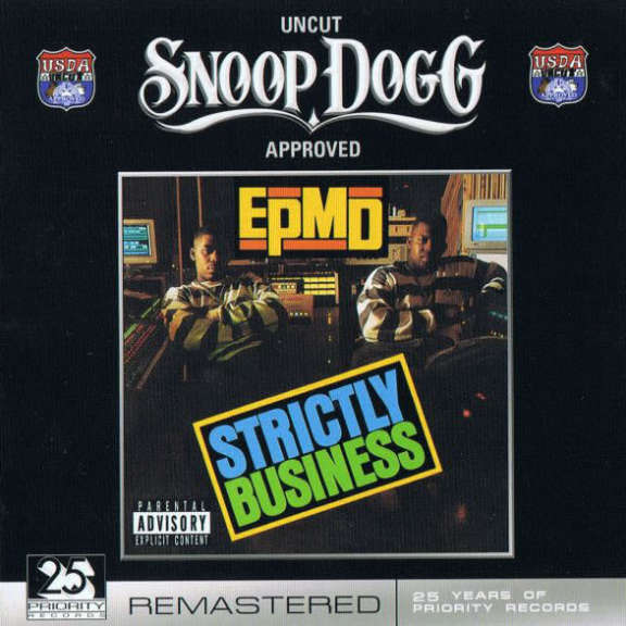 EPMD Strictly Business Oheistarvikkeet 0