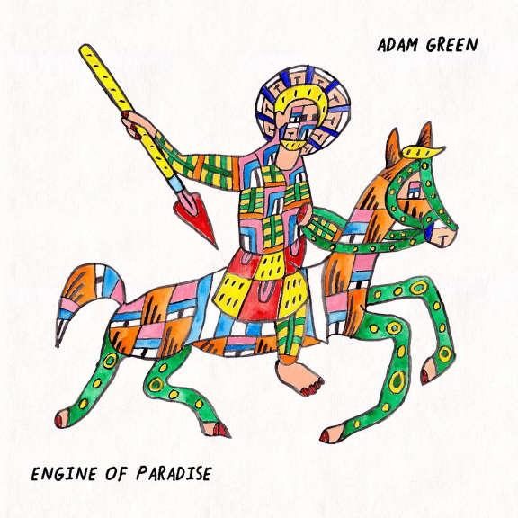 Adam Green Engine of Paradise   Oheistarvikkeet 2019