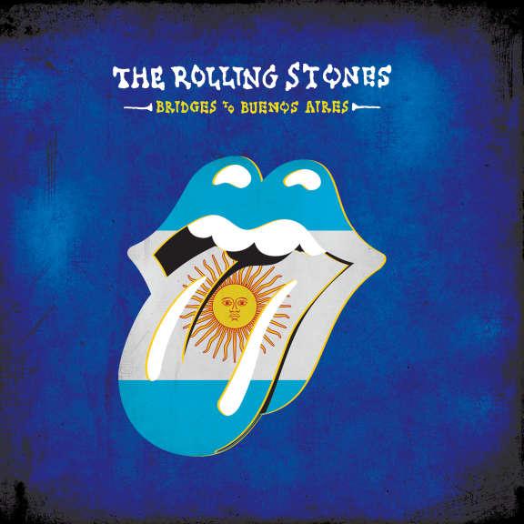 Rolling Stones Bridges to Buenos Aires (Blue vinyl) LP 2019