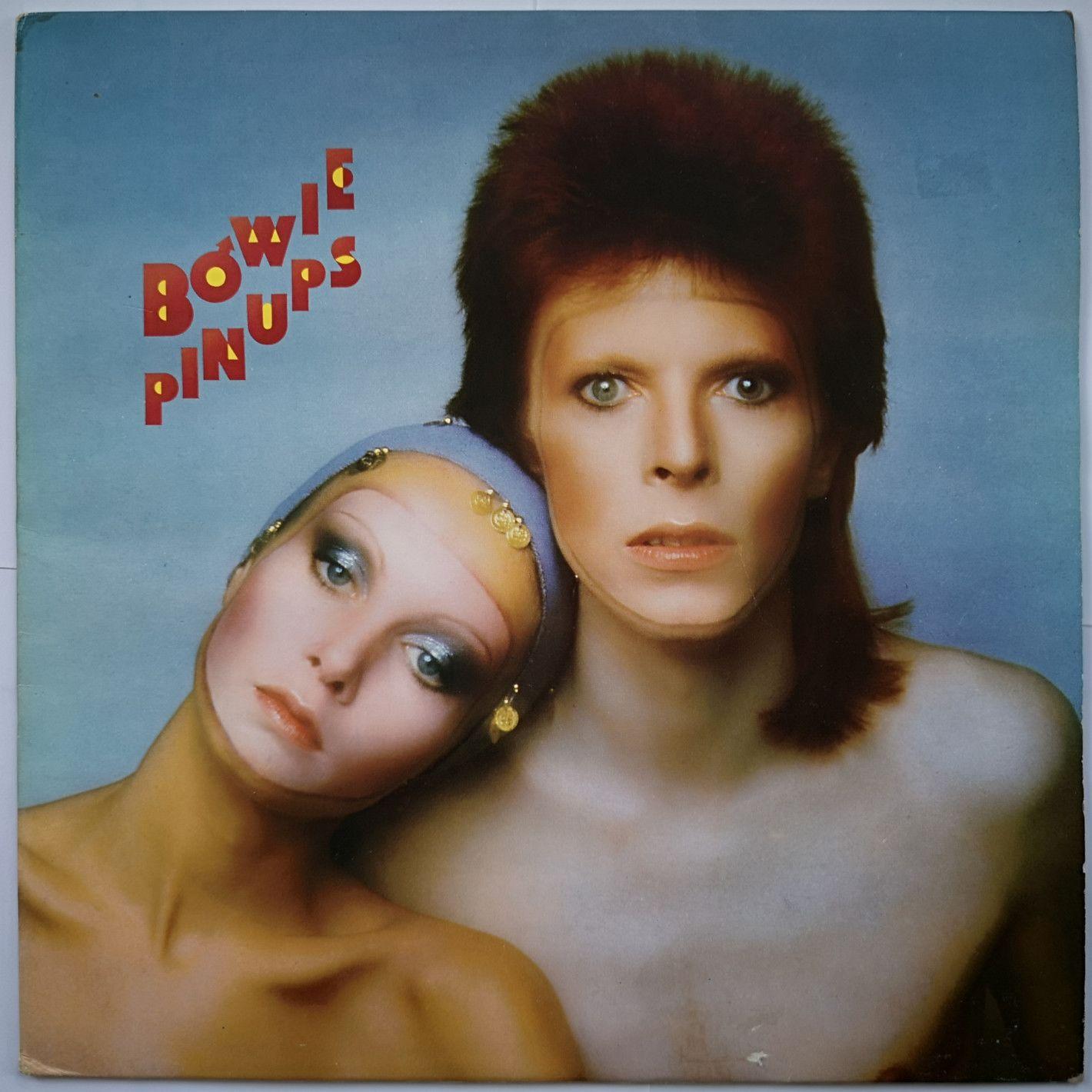 David Bowie Pinups LP undefined
