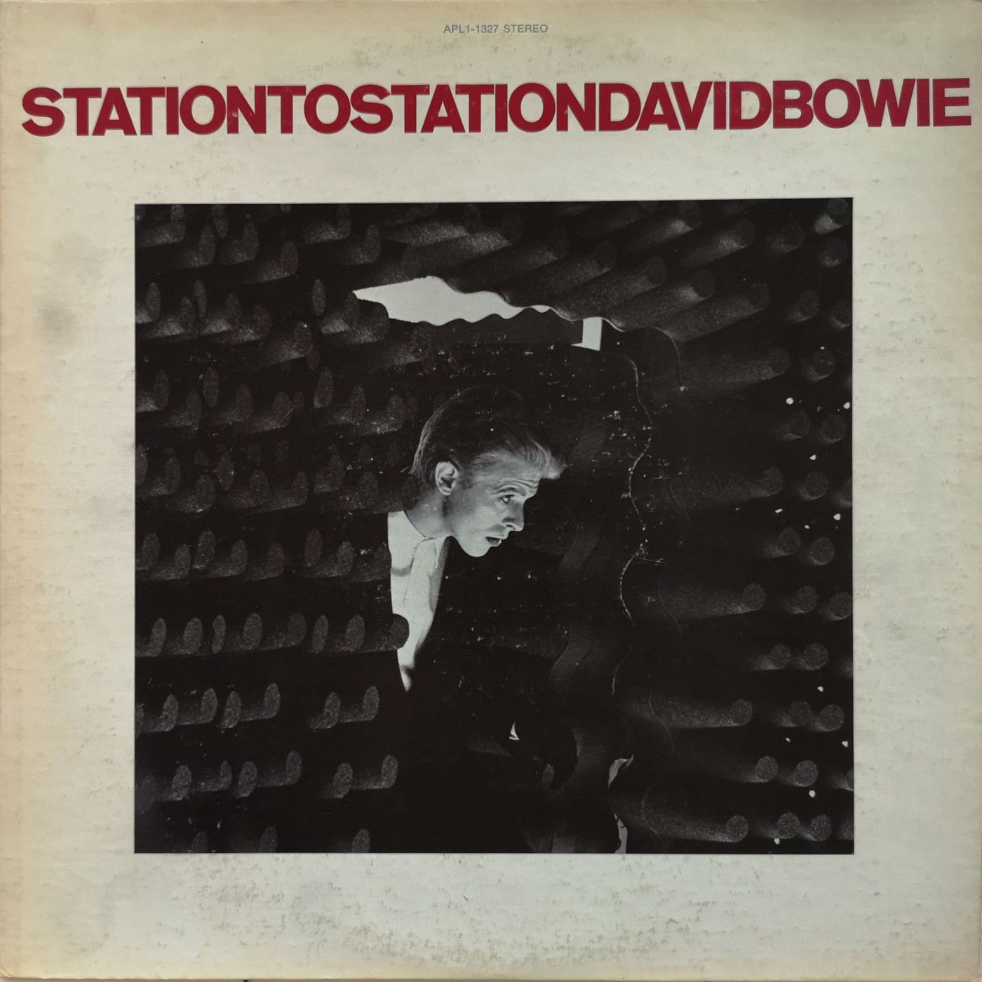 David Bowie Station To Station  LP undefined