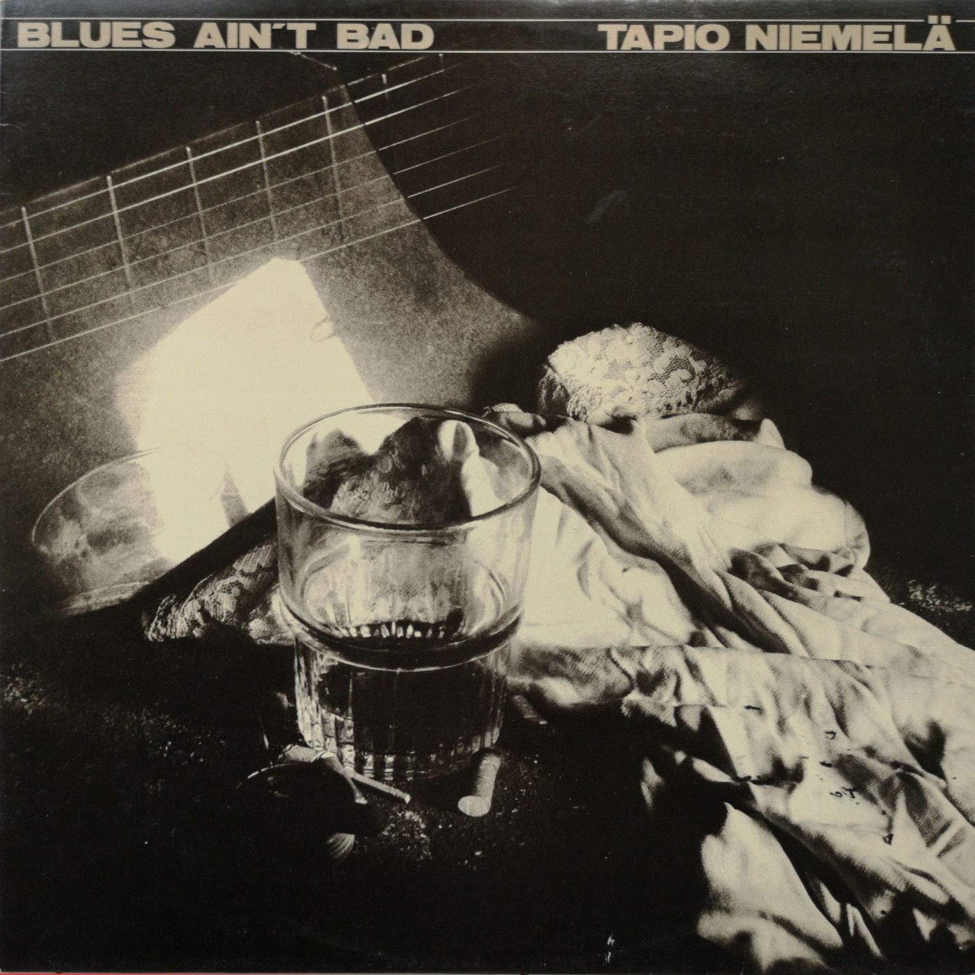 Tapio Niemelä Blues Ain't Bad LP undefined
