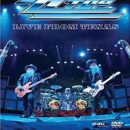 ZZ TOP Live From Texas 2LP [1ST PRESS] LP undefined