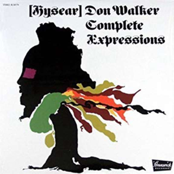 Hysear Don Walker Complete Expressions LP 2019