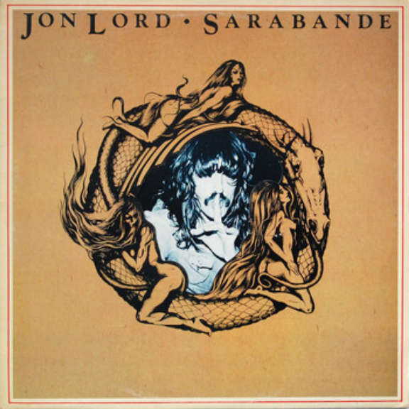 Jon Lord Sarabande LP 2019