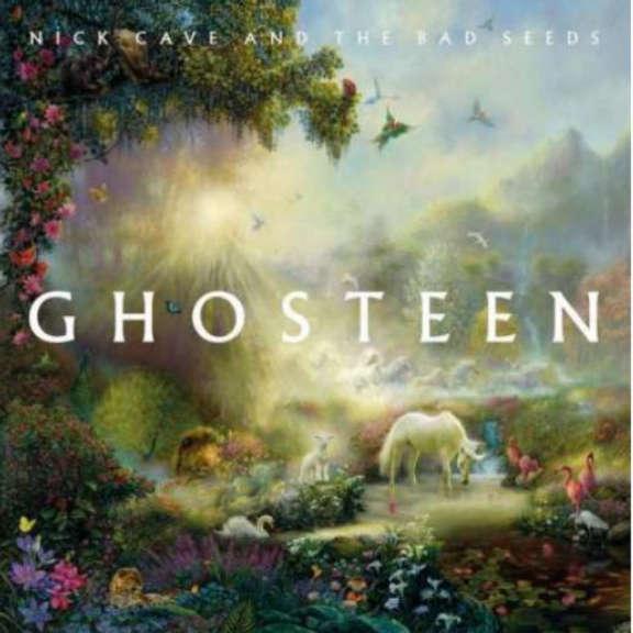 Nick Cave & The Bad Seeds Ghosteen    Oheistarvikkeet 2019