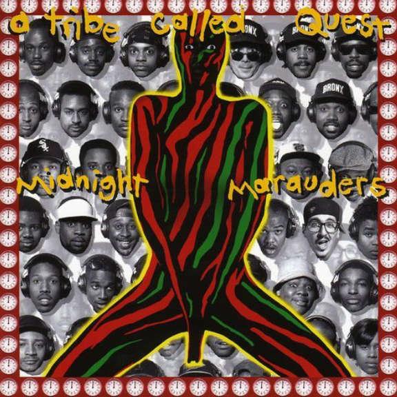 A Tribe Called Quest Midnight Marauders   LP 2019