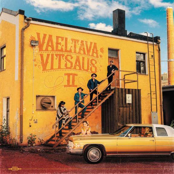 Vaeltava Vitsaus II LP 2019