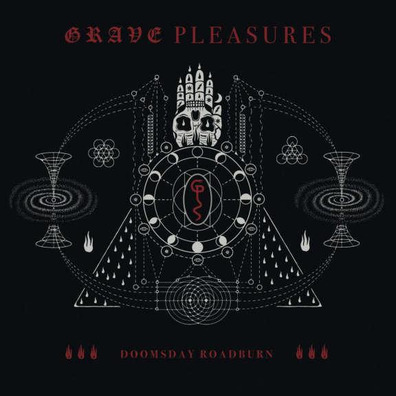 Grave Pleasures Doomsday Roadburn (Black) LP 2019
